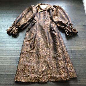 Paisley Opera Coat